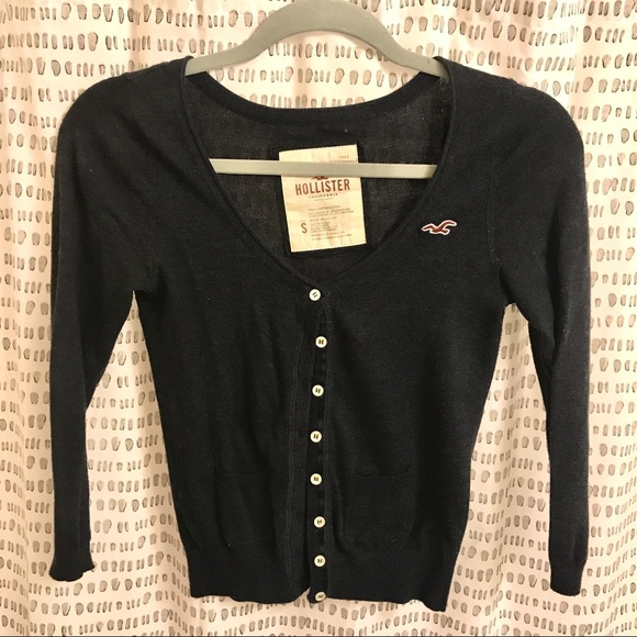 Hollister 34 length Cardigan